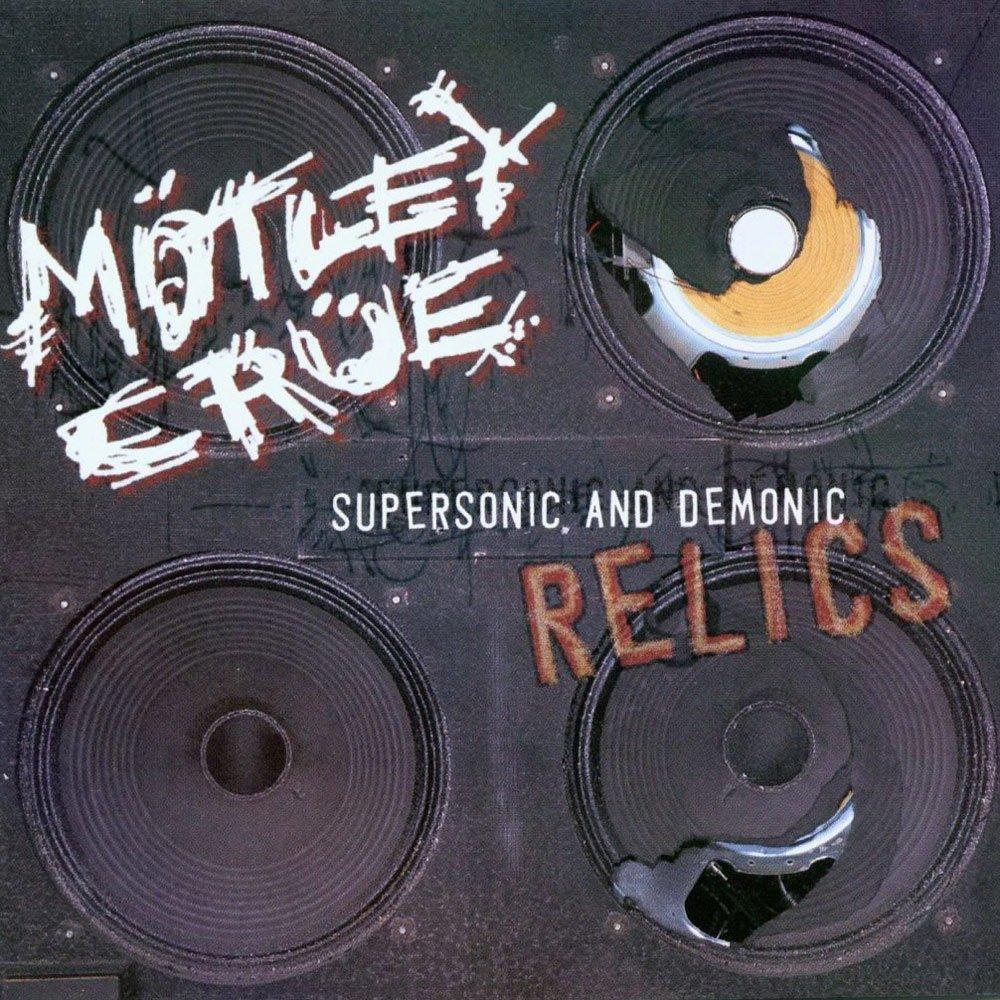 Mötley Crüe album Supersonic Relics