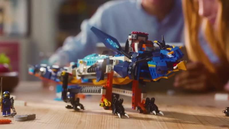 17101 Lego Boost Набор для конструирования и программирования