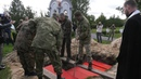 Вечный покой и вечная слава: в Эстонии предали земле останки солдат Красной армии