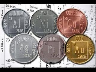 Какие бывают металлы? Что такое металл? Детская Энциклопедия