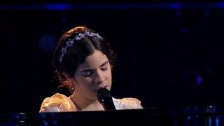 "Lívia Barros - ""Fascinação""   Semifinal   The Voice Kids Portugal 2021"