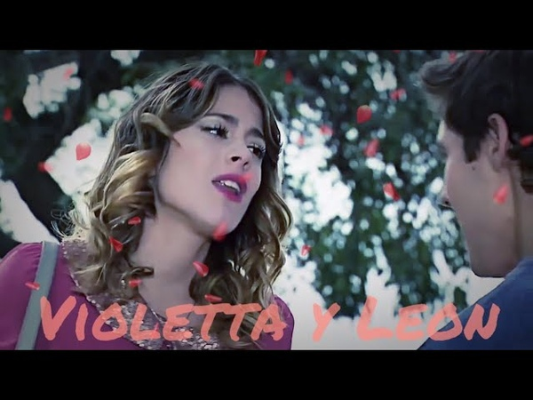 Виолетта и Леон • Ты моё счастье