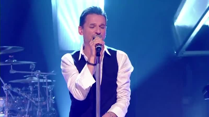 Depeche Mode Later with Jools Holland BBC USA 28 04 2009