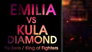 Death Battle Fan Made Trailer: Emilia VS Kula Diamond (Re:Zero VS King of Fighters)