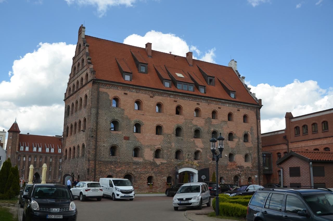 PeewimJ-8UY Гданьск - северная столица Польши.
