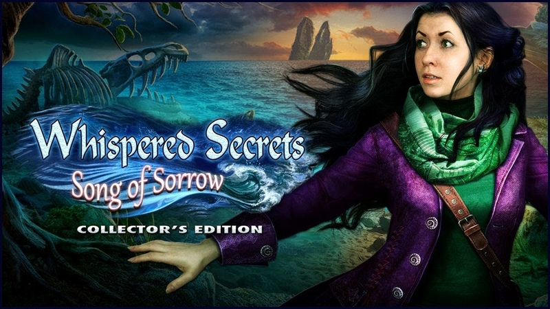 Whispered Secrets 6. Song of Sorrow Collector's Edition Walkthrough 3