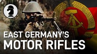 Laborwave '90: East Germany's Motor Rifle Company   Organization