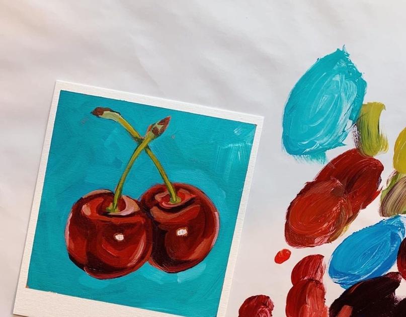 Спелой вишни аромат, изображение №1