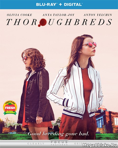 Чистокровные / Thoroughbreds (2017/BDRip/HDRip)