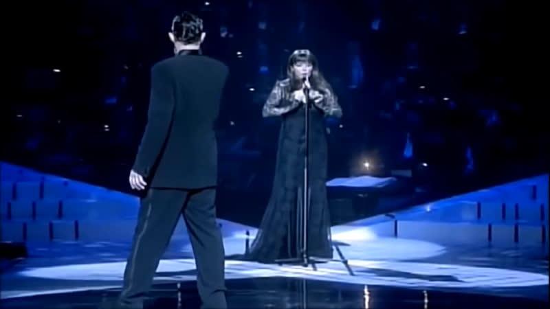 Сара Брайтман и Антонио Бандерас Призрак оперы