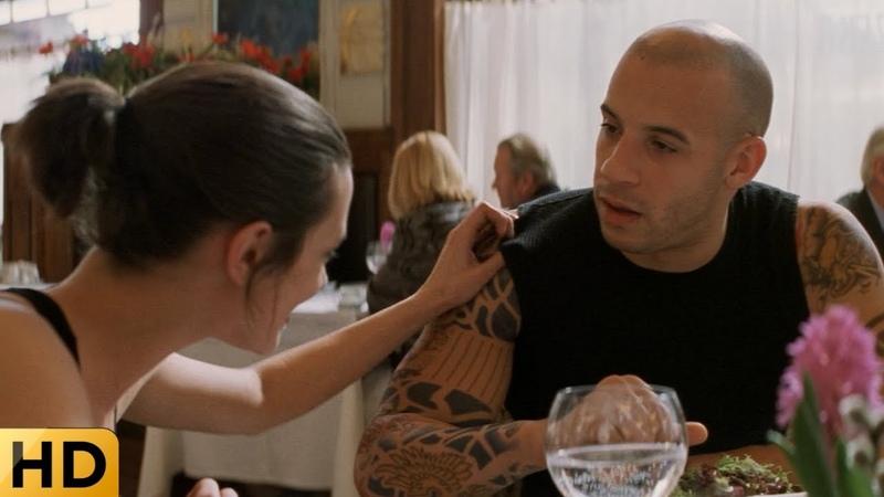 Елена узнает секрет Ксандера за обедом Три Икса