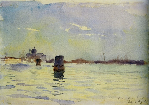 Джон Сингер Сарджент (англ. John Singer Sargent,12 января 1856 - 1925 ) американский живописец.
