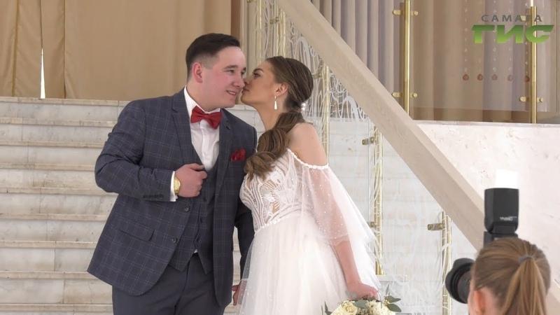 Свадебный бум во Дворце бракосочетания 20 02 20 идеальный день для вступления в брак