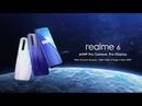 Realme 6 Comet Blue, 64 GB 6 GB RAM