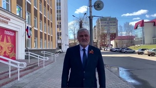 """""""Время новостей"""" - Победная эстафета"""