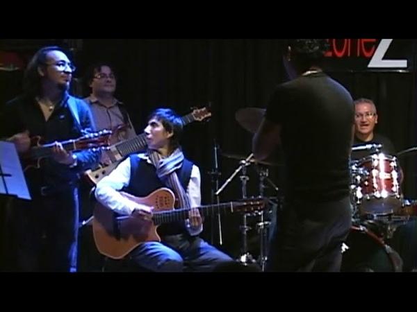 Checho en concierto Selección de huaynos ojos azules poco a poco mambo de machaguay y valicha