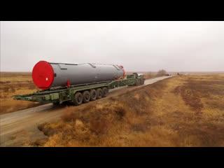 Встала на боевое дежурство еще одна ракета, аналогов которой нет в мире