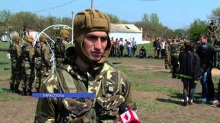 День открытых дверей в воинской части спецназа
