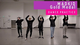 MADKID / Gold Medal Dance Practice Video