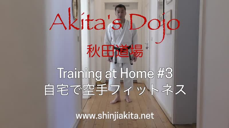 МБИ 208 Практика Karate Fitness Training at Home 3