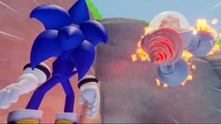 Соник осколки X (Фангейм Sonic Dreams!)