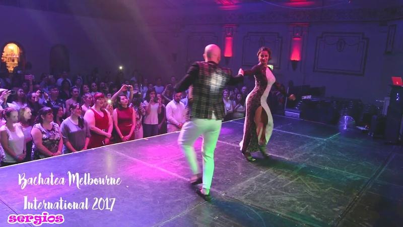 Танцуют Жорж Атака и Таня Ла Алемана Ты самая нежная