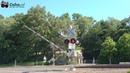 An real Ghost Train in the USA, no joke 😱 😍4K😍 American Railway crossing