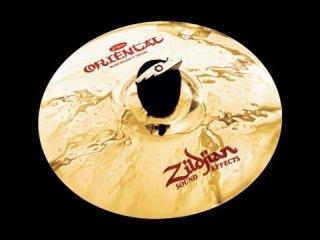 "Zildjian FX Oriental ""Trash"" Splash 9"""