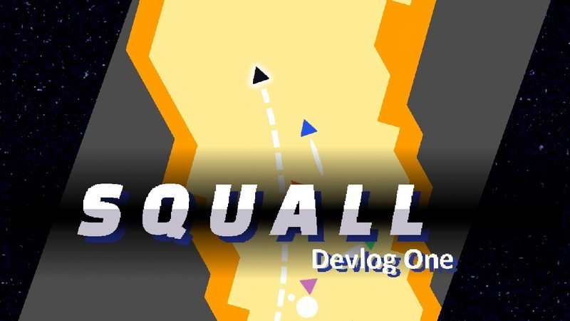 Welcome to Squall Dev Log 1