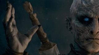 Bran Stark & The Night King Final Moments - Game of Thrones Season 8 Ep 3 -The Long Night