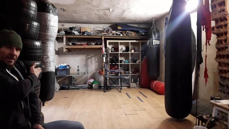 Ex GROMowiec ZIMA Dwa załomy i otwarta przestrzeń.