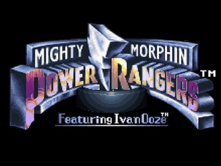 Mighty Morphin Power Rangers - The Movie (U) [t1] snes