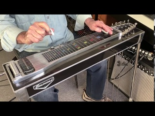 Ghost Riders in the Sky - pedal steel guitar