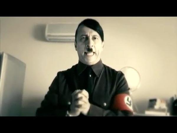 Быков превратился в Гитлера Интерны