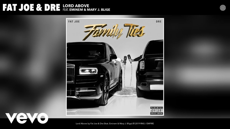 Fat Joe, Dre - Lord Above (Audio) ft. Eminem Mary J. Blige