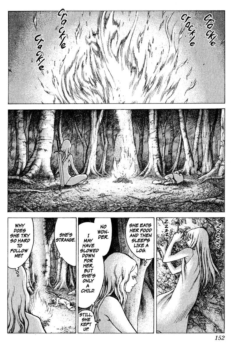 Claymore, Chapter 14, image #23
