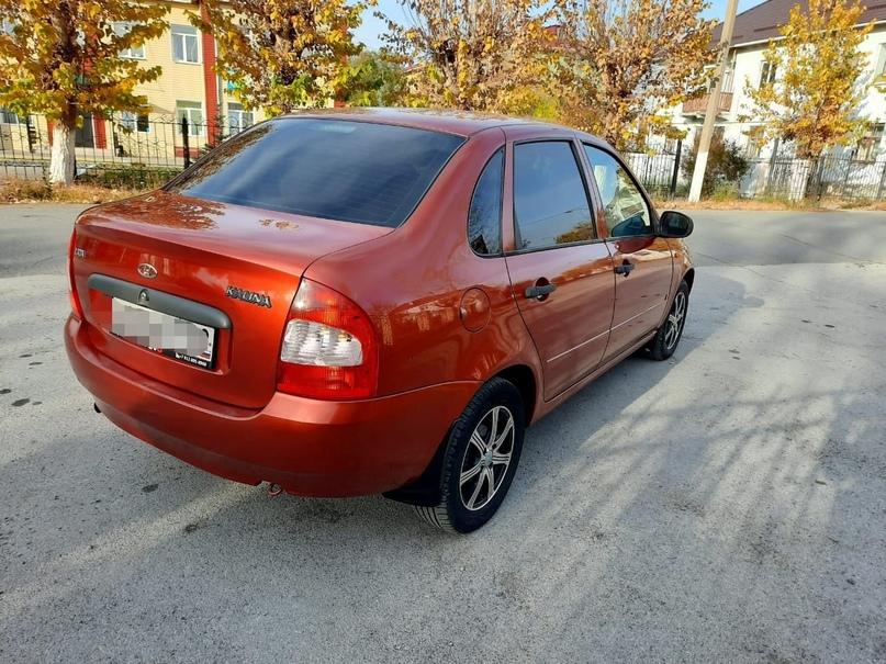 Лада Калина 2008 куплена 2009 году.Пробег 138   Объявления Орска и Новотроицка №10070