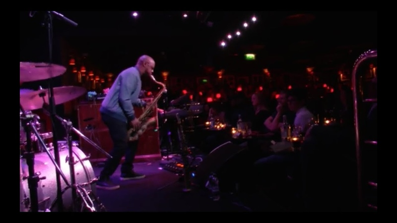 Marcus Strickland's Twi Life Live at Ronnie Scott's