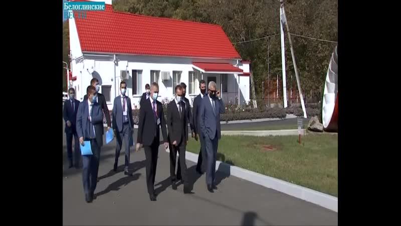Белореченскую ГЭС запустили после реконструкции