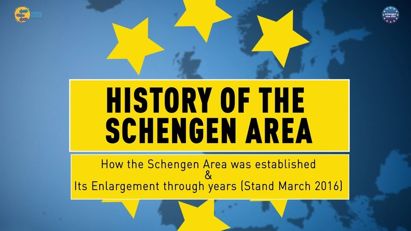 Schengen Area History Facts and Benefits