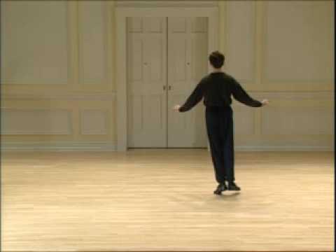 022 Baroque Dance Courante from 'La Bourgogne'