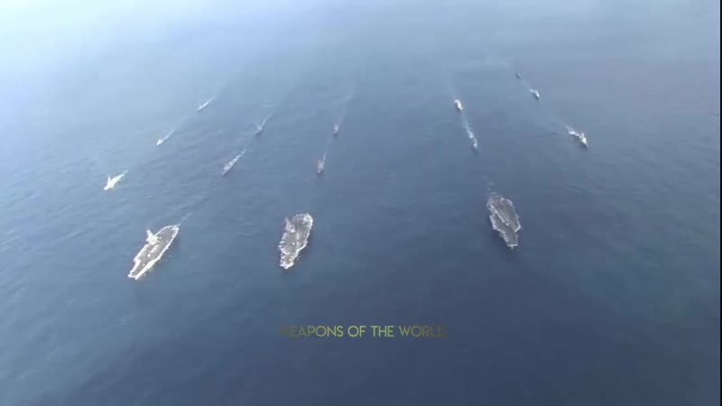 WOW! Two U.S. Supercarrier Strike-Groups in Philippine Sea - What is the reaction of China Military