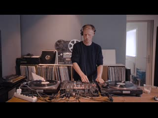 Joris Voorn - Vinyl Dj Set playing Minimal House and Techno