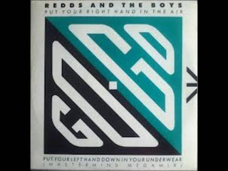A FLG Maurepas upload - Redds & The Boys - Put Your left hand In The Air - Soul Funk