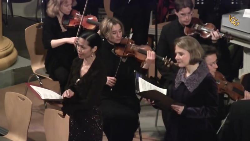 Carl Heinrich Graun Der Tod Jesu GraunWV B VII 2 Karlsruher Barockorchester Die Durlacher Kantorei J Blomenkamp