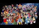 Главные аниме с 1991 по 2016