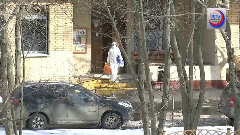 Rusia reporta más de 1030 casos de la Covid-19