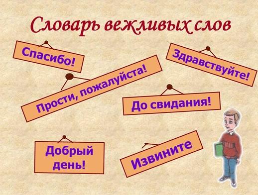 Час вежливости о правилах поведения: «Есть правила на свете, должны их знать все дети», изображение №17