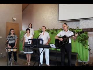 Воскресное онлайн служение 7 июня