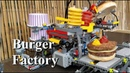 Burger Factory Lego Technic 42054 Claas Xerion 5000 Trac VC